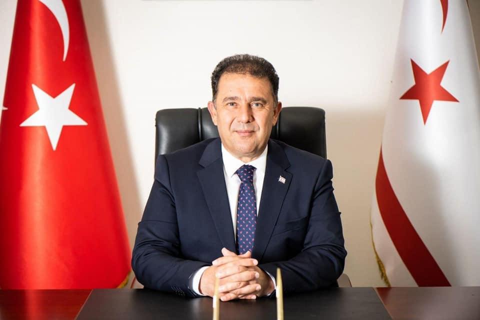 Başbakan Ersan Saner, Türkiye'de temaslarda bulunacak