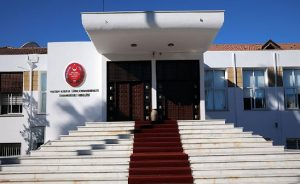 KKTC Cumhuriyet Meclisi