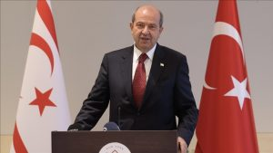 TRNC President Ersin Tatar