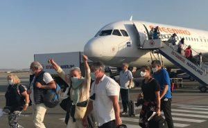 Kuzey Kıbrıs'a Kış Turizmi Başladı