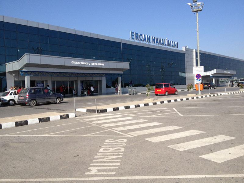 kıbrıs havaalanı