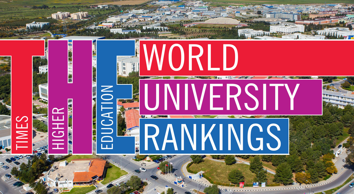 Eastern Mediterranean University featured in this year's ...